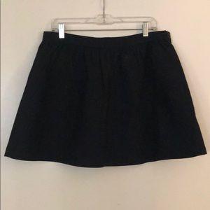 APC Black Skirt Size 40